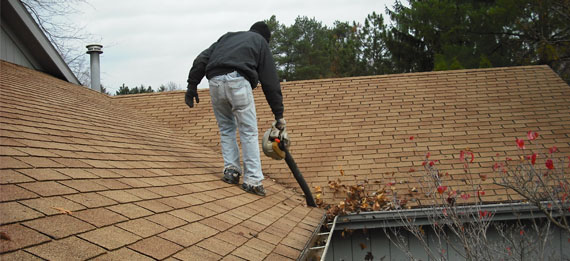 Gutter cleaning - Reasons get roof cleaned ...